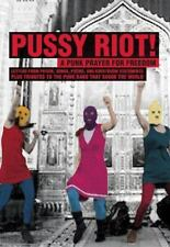 Pussy Riot!: A Punk Prayer For Freedom-ExLibrary