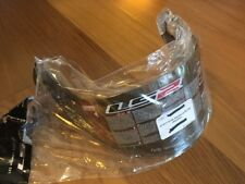 LS2 Ff386 / Ff370 Iridium Silver Visor Tinted Motorcycle Helmet Coloured Shield