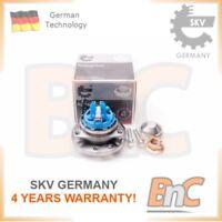 FRONT WHEEL BEARING KIT OPEL VAUXHALL OEM 1603282 SKV GERMANY GENUINE HEAVY DUTY