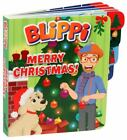 Blippi: Merry Christmas [Board Books with Tabs]