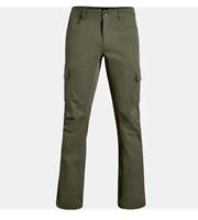 NWT Under Armour Storm Mens Tactical Guardian Cargo Pants 40 x 34 Marine Green