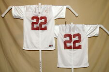 ALABAMA CRIMSON TIDE   #22  Nike   FOOTBALL JERSEY   Youth Large   NwT  white