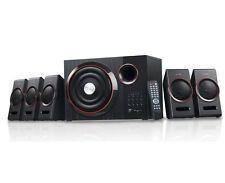 F&D F3000X 5.1 Home Theatre Bluetooth Speaker 8000W PMPO (USB/SD/FM/BT/REMOTE)