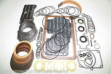 AW-4 Jeep Master Rebuild Kit Automatic Transmission Overhaul AW4 Aisin Warner 2x