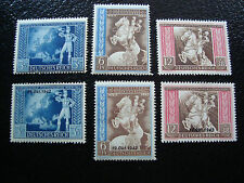 ALLEMAGNE - timbre - Yvert et Tellier n° 744 a 746C n** (A3) stamp germany
