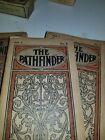 1800S ANTIQUE VINTAGE THE PATHFINDER RITTER DENTAL PHAMPHLETS 1O