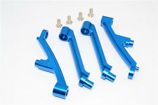 HPI Baja 5B RTR, 5B SS, 5T Aluminum Front Shock Tower Support - 1 Set Blue