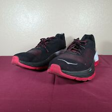Mens Hoka Profly Running Athletic Shoes USA Size 12.5 Red Black White