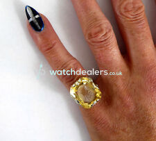White Gold 18Carat Ring Vintage Fine Jewellery