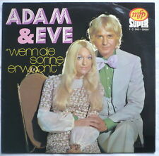 ADAM & EVE - Wenn die Sonne erwacht - LP
