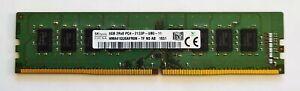 Hynix 8gb ddr4 2133mhz Desktop PC RAM ~~ pc4-17000 2133p Arbeitsspeicher 2rx8 288 DIMM