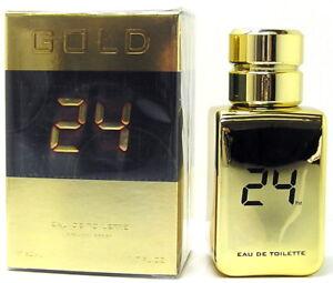 ScentStory 24 Gold EDT / Eau de Toilette Spray 50 ml