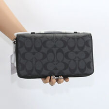 Coach Men S Wallets Long Clutch Ebay