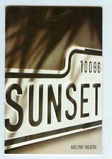 Adelphi Theatre Program - Sunset 10086 - Elaine Paige - Nice Condition