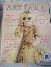 ART DOLL QUARTERLY~MAY-JUL 2013 Vol 11#2~mixed doll patterns~techniques~magazine