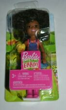 Barbie/Chelsea Sweet Orchard Farm African American Doll With Chick