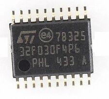 5pcs STM32F030F4P6 Microcontroller STM32 32-bit MCU Manu: STM TSSOP20 NEW