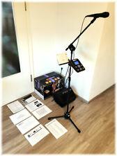 Karaokeanlage Singtrix mit Autotune Gesangskorrektur OVP versandkostenfrei