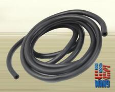 "0.2"" / 5.0mm Vacuum Silicone Hose for Intercooler Coupler Pipe Turbo Black"