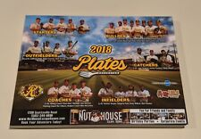 2018 AAA SGA Rochester Red Wings / PLATES UPDATE team photo picture rookie