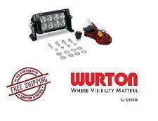 "WURTON® 6"" High Power LED Light Bar - Flood Beam - Universal 30621"