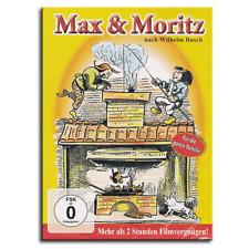 Wilhelm Busch Kinder DVD - Max und Moritz Struwwelpeter Suppenkasper u.a. - Neu