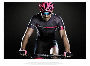 Santic Men Summer Leisure Cycling Short Sleeve Jersey T-shirt Asian Size-Kalun