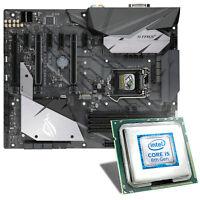 CSL Mainboard Bundle Intel i5-8500, ASUS ROG STRIX Z370-F Aufrüst-Set