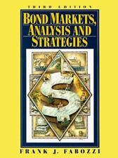 Bond Markets: Analysis and Strategies-ExLibrary