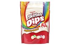 Skittles Fruits Dips Yoghurty Coated 115g - Free Shipping