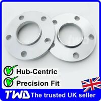 12MM HUB-CENTRIC ALLOY WHEEL SPACERS FOR BMW (5x120 / 72.6 CB) SHIMS PAIR [2DX]