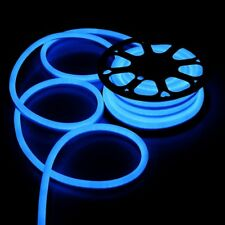 150' ft LED Neon Rope Light Flex Tube Christmas Party Wedding Home Decor Outdoor
