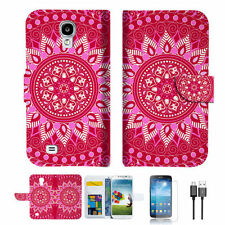 Unbranded/Generic Synthetic Leather Patterned Mobile Phone Cases, Covers & Skins for Samsung Galaxy S4