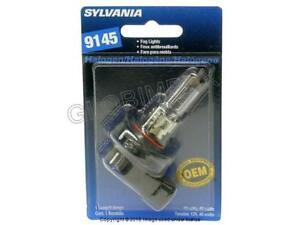 SAAB 9-5 (2010-2011) Fog Light Bulb - H10 Halogen FRONT (1) OSRAM-SYLVANIA OEM