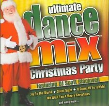 Ultimate Dance Mix Christmas Party Scott Blackwell (CD)