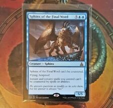 MTG - Sphinx of the Final Word [OGW]