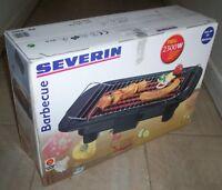 Barbecue Grill de table Severin PG 2450 2300W moins de fumée et d'odeurs ,