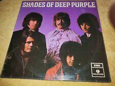 EX UK PARLOPHONE LP - DEEP PURPLE - SHADES OF DEEP PURPLE