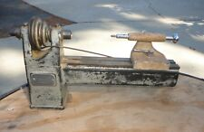 vtg WATCHMAKERS JEWELERS LATHE FOWLER SMALL BENCH TOP with motor working