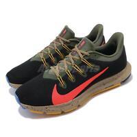 Nike Quest 2 SE Black Bright Crimson Green Men Running Shoes Sneakers CJ6185-003