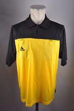 vintage 90s adidas referee Trikot Shirt oldschool Jersey  Gr. M