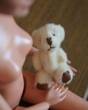 *002* Barbie Doll Size, Teddy Bear for Doll House, Decoration Miniature