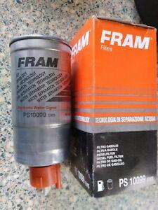 QUALITY FRAM DIESEL FUEL FILTER - FITS: ALFA ROMEO 166 2.4JTD (2002-07)