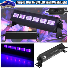 18w LED UV Lamp Wall Wash Lighting DJ Disco Club Stage Party Decor Light AU Ship