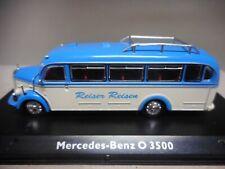 Mercedes-benz o 3500 reiser reisen classic coach 1:72 bus atlas ixo 115