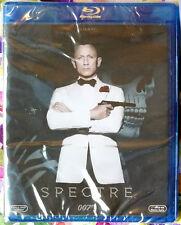 SPECTRE - 007 (2015) Blu Ray, con Daniel Craig; Léa Seydoux; NUOVO, SIGILLATO