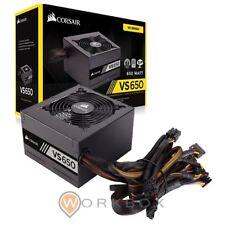 ALIMENTATORE CORSAIR 650W Power SupplyCorsair VS650 80+ PLUS