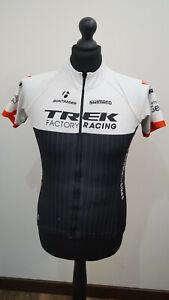 BONTRAGER SHIMANO BICYCLE SHIRT FAHRRAD-HEMD camiseta shirt M trikot jersey TREK