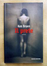 Ken Bruen, Il prete, Ed. Fanucci, 2006