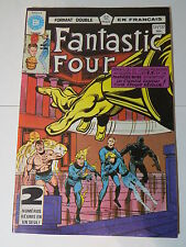 FANTASTIC FOUR 131  /  132  B&W French comic Heritage Marvel 240  241